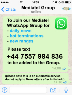 Mediatel WhatsApp
